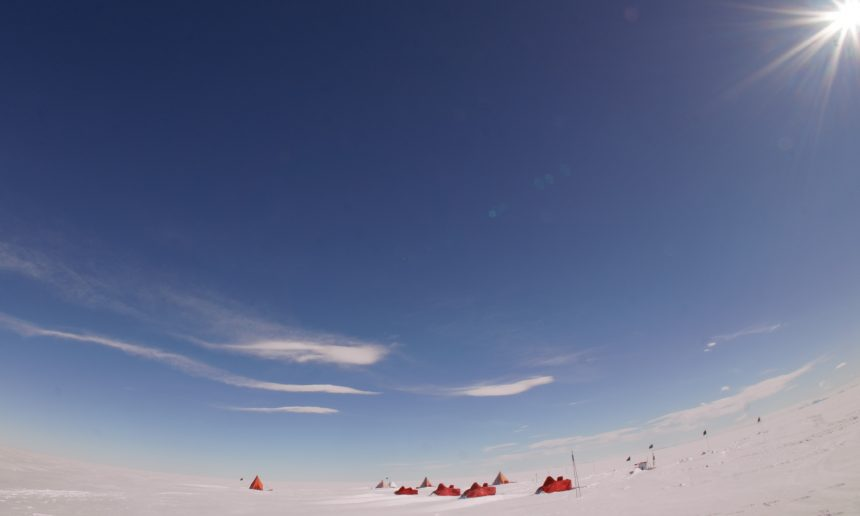 Les calottes polaires, géantes aux pieds d'argile