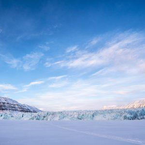 Le Spitzberg, épicentre du changement climatique